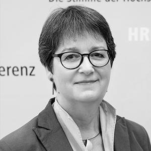 Prof. Dr. Monika Gross, HRK-Vizepräsidentin für Digitalisierung
