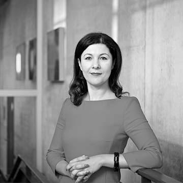 Prof. Dr. Olga Burkova, Vizepräsidentin für Digitalisierung an der HAW Hamburg