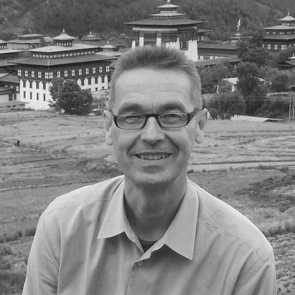 Dr. C. Otto Scharmer, Dozent der MIT Sloan School of Management