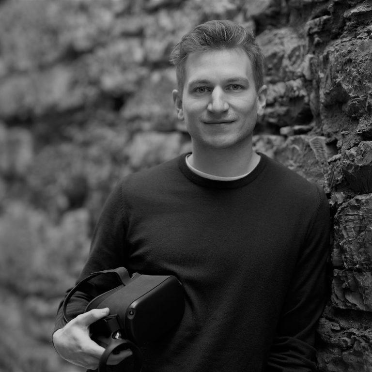 Hannes Aichmayr, Projektleiter EdTech Austria